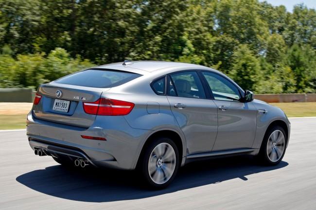 Кроссовер BMW X6 M (E71)