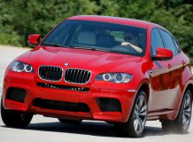 BMW X6 M (E71) фото