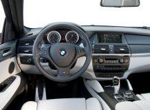Фото салона BMW X6M (E71)