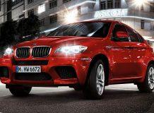 Фото BMW X6M 2013