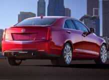 Cadillac ATS 2014 фото