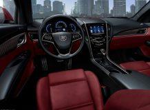 Фото салона Cadillac ATS