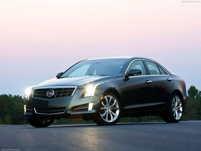 Седан Cadillac ATS