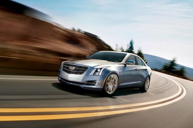 Обновленный Cadillac ATS 2015