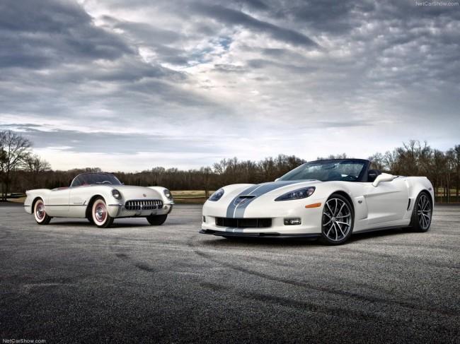 Chevrolet подготовил Corvette 427 Convertible