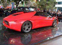 Индийский суперкар DC Avanti фото