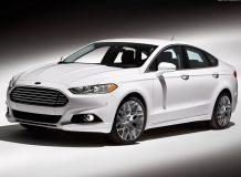Новый Ford Fusion 2012