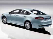 Фото Ford Fusion Energi