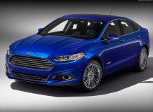 Ford Fusion Hybrid фото