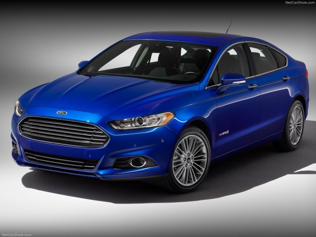 Новый Ford Fusion 2