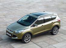 Фото нового Ford Kuga 2015