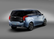 Hyundai представил Hexa Space Concept