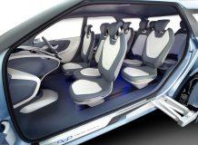 Фото салона Hyundai Hexa Space Concept