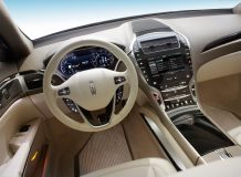 Салон Lincoln MKZ Concept фото
