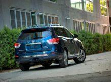 Nissan Pathfinder 2015 фото