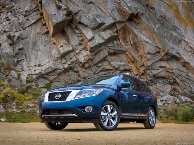 Новый Nissan Pathfinder R52