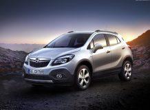 Фото нового Opel Mokka 2013