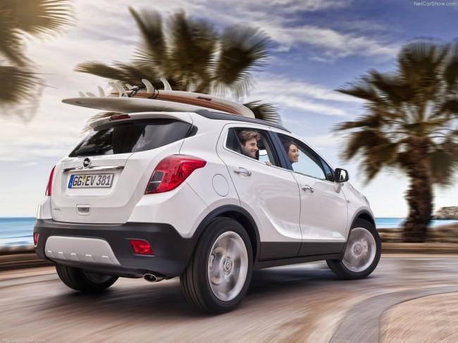 Opel Mokka 2013 фото