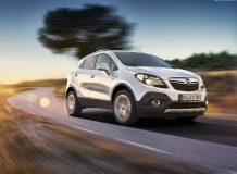 Opel Mokka 2012 фото