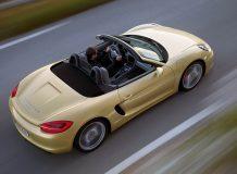 Новый Porsche Boxster S фото