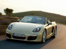 Фото Porsche Boxster S