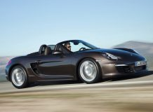 Фото Porsche Boxter 981