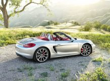 Фото Porsche Boxster 2016