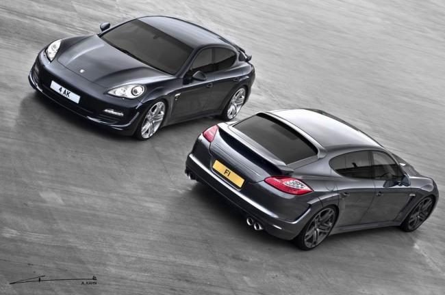 Porsche Panamera от ателье Project Kahn