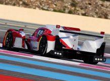Новый болид Toyota для участия в Ле-Мане