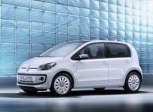 Volkswagen up 4-door фото