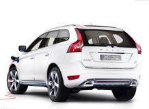 Фото Volvo XC60 Plug-in Hybrid Concept