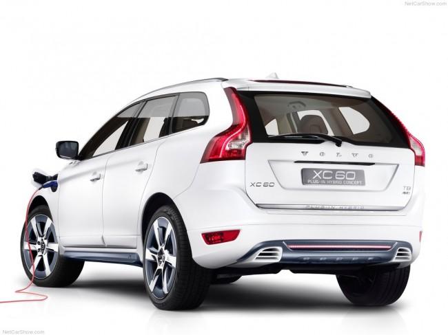 Volvo XC60 Plug-in Hybrid дебютирует в Детройте