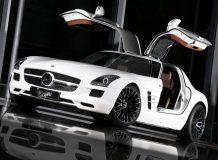 Тюнинг SLS AMG от Inden Design