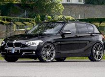 Тюнинг новой BMW 1-Series F20 от ателье Hartge