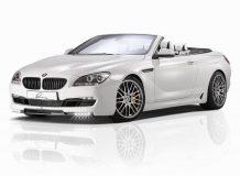 Тюнинг BMW 6-Series Cabrio от Lumma
