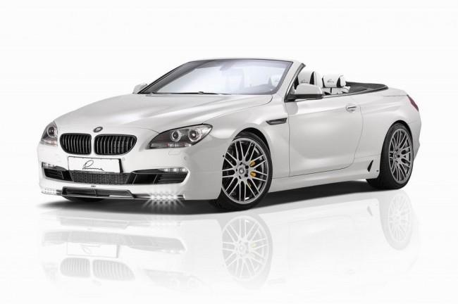 Тюнинг BMW 650i Cabriolet 2012 от Lumma Design