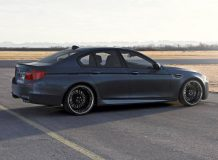 BMW M5 2012 от тюнинг ателье G-POWER