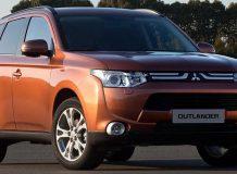 Новый Mitsubishi Outlander 2012