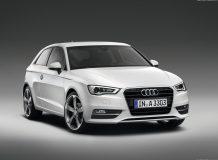 Фото Audi A3 2013