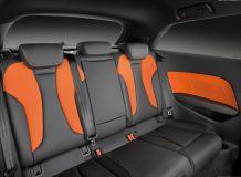 Интерьер Audi A3 3D