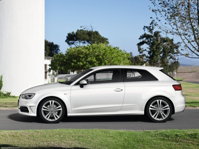 Audi A3 2013 модельного года