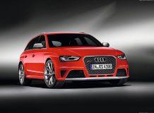 Audi RS4 Avant 2015 фото
