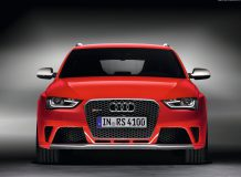 Audi RS4 Avant 2014 фото