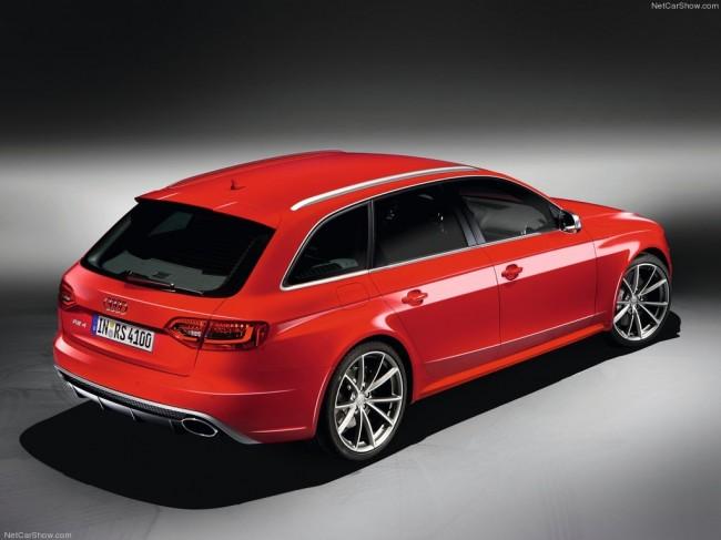 Новая Audi RS Avant (B8)