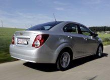 Chevrolet Aveo 2 2013 фото