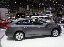 Фото Chevrolet Cruze Wagon 2013