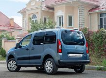 Citroen Berlingo Trek фото