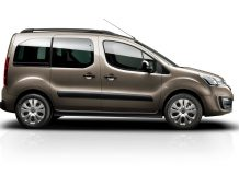Фото нового Citroen Berlingo Multispace