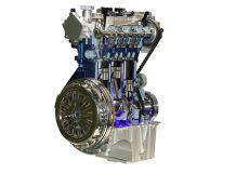 Трехцилиндровый турбомотор EcoBoost