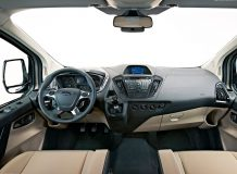 Фото салона Ford Tourneo Custom Concept